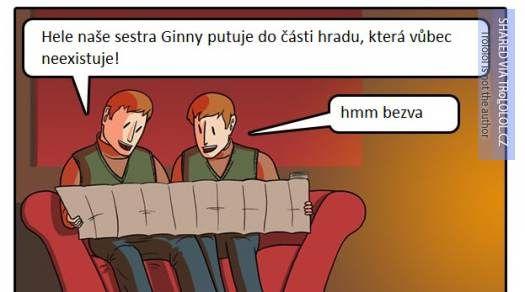 Proč jsou dvojčata Weasleyova nejtupějšími postavami z Harryho Pottera? - 2