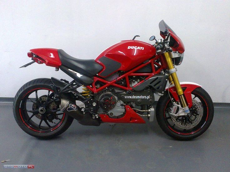 Ducati Monster s4rs testastretta