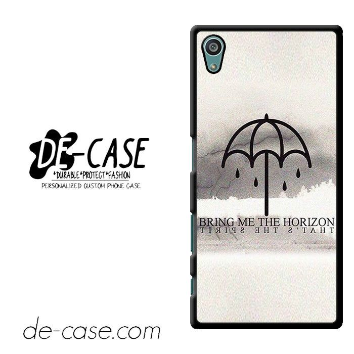 Bring Me The Horizon That's The Spirit DEAL-2113 Sony Phonecase Cover For Xperia Z5