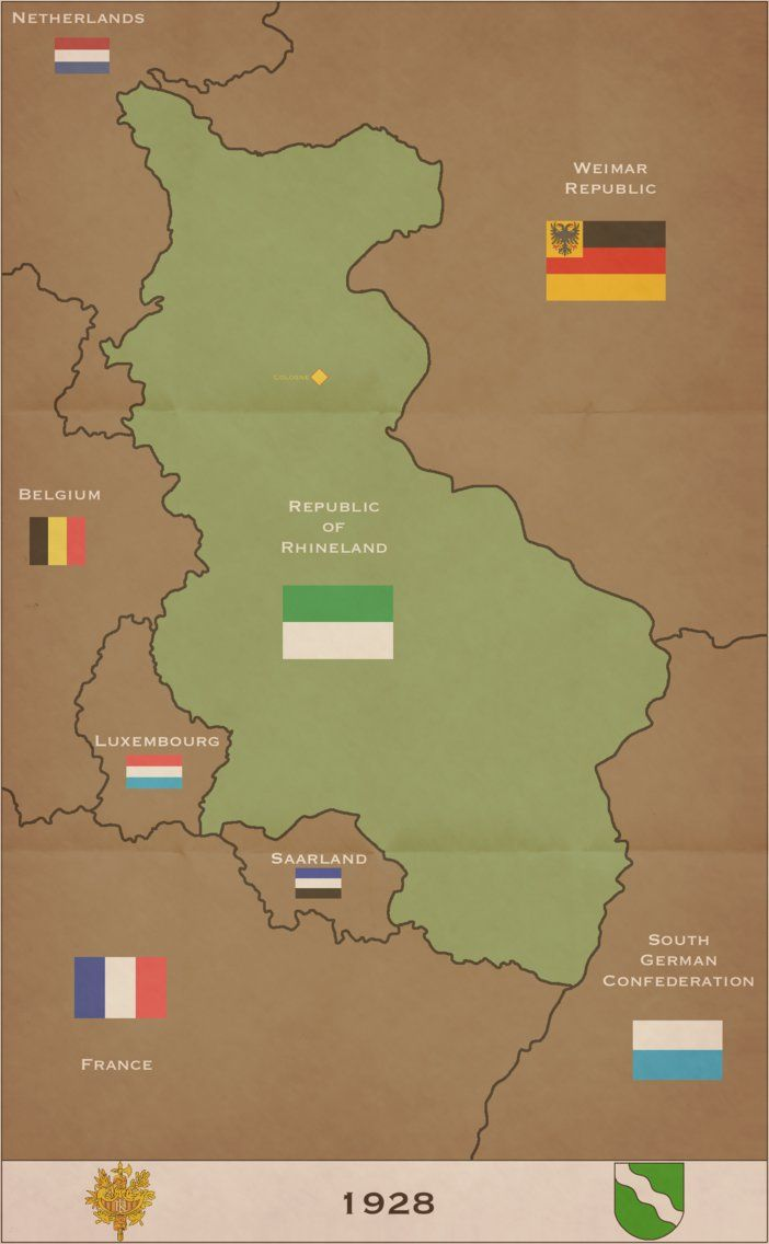 Free Rhineland by Kyriakos Cyp The 228 best