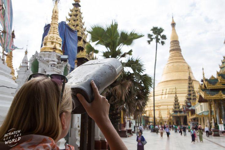Rangun / Yangon, Myanmar
