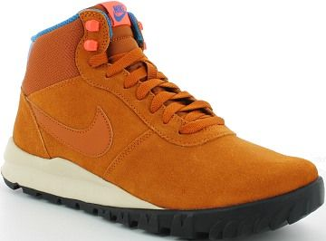 Nike Hoodland Suede férfi bőr cipő