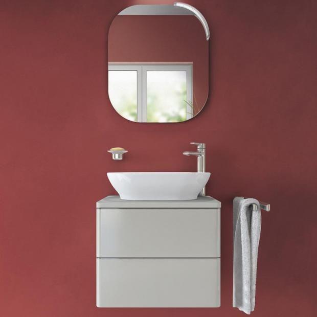 Die besten 25+ Rote badezimmer Ideen auf Pinterest Bad - wasserfeste farbe badezimmer