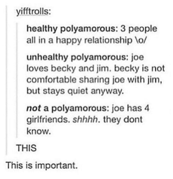 polyamorous relationship statistics