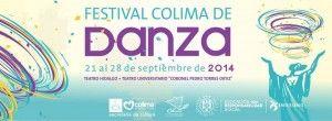 Festival Colima de Danza 2014 dará inicio el 21 de septiembre con desfile/convite por la calle Madero http://culturacolima.gob.mx/v2/festival-colima-de-danza-2014-dara-inicio-el-21-de-septiembre-con-desfileconvite-por-la-calle-madero/