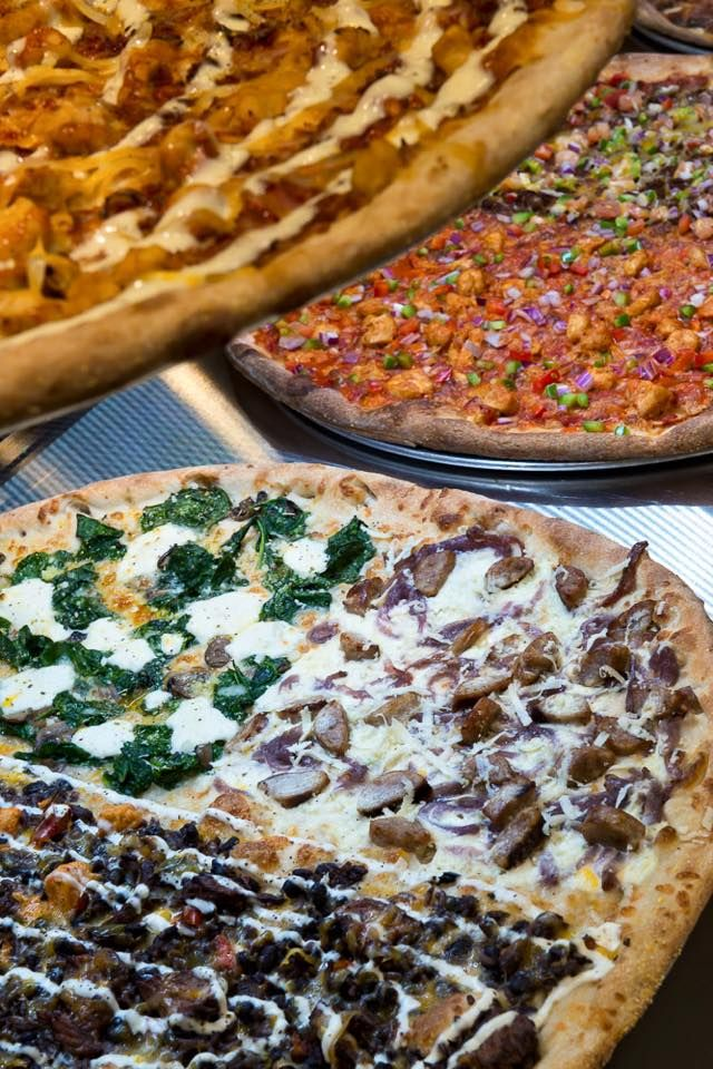 Find out the best places to get your pizza fix in Rhode Island.