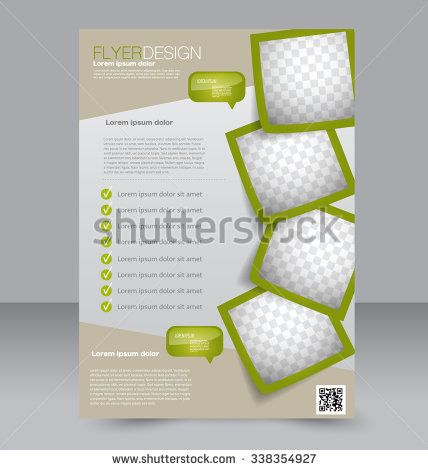 Best Editorial Images On   Brochure Template