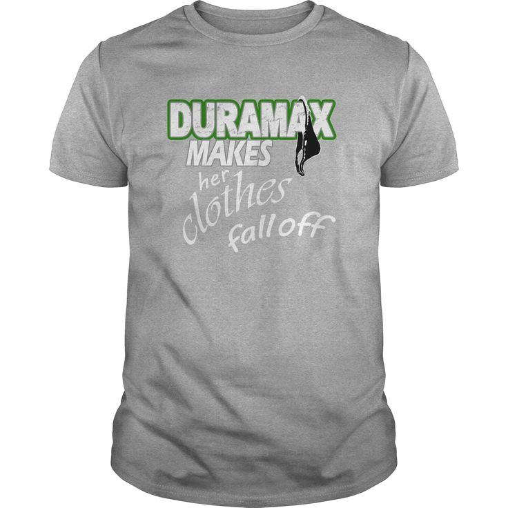 Diesel T Shirt Duramax Makes Her Clothes Fall Off