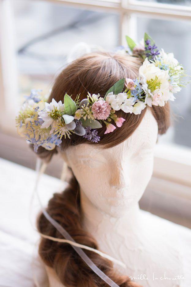 パステルガーデン花冠