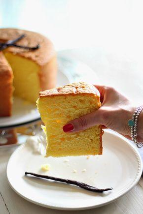 La Chiffon Cake più morbida del mondo!