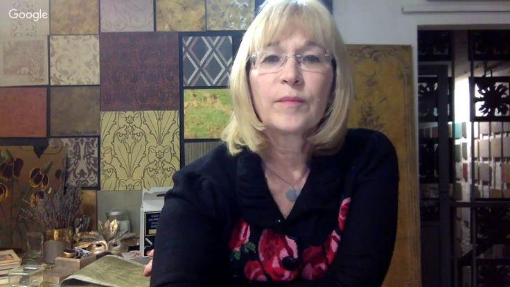 Ольга Воробьева. Декорирование предметов в интерьере с помощью декоративных техник