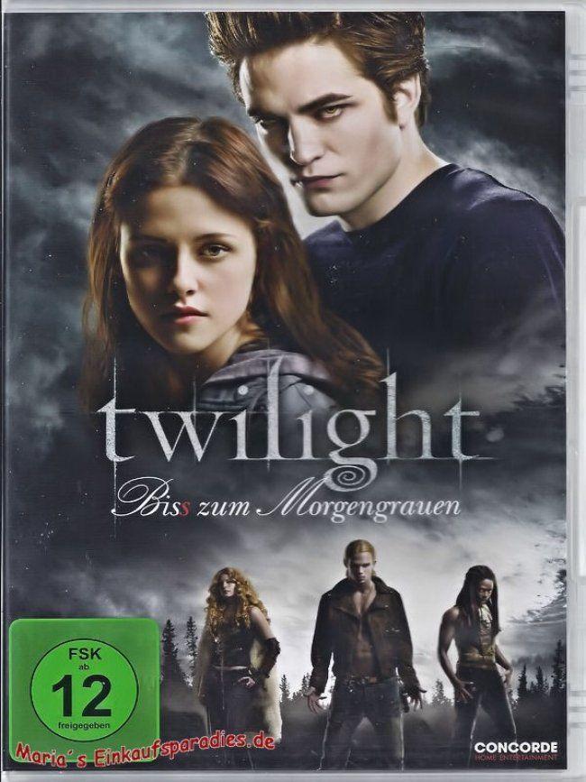 DVD Film Twilight Bis(s) zum Morgengrauen - @mekpshop