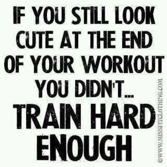 I never look good afterwards!!! I look like a dead dog:/: Inspiration, Quotes, Truth, Workouts, So True, Fitness Motivation, Health, Train Hard, Trains