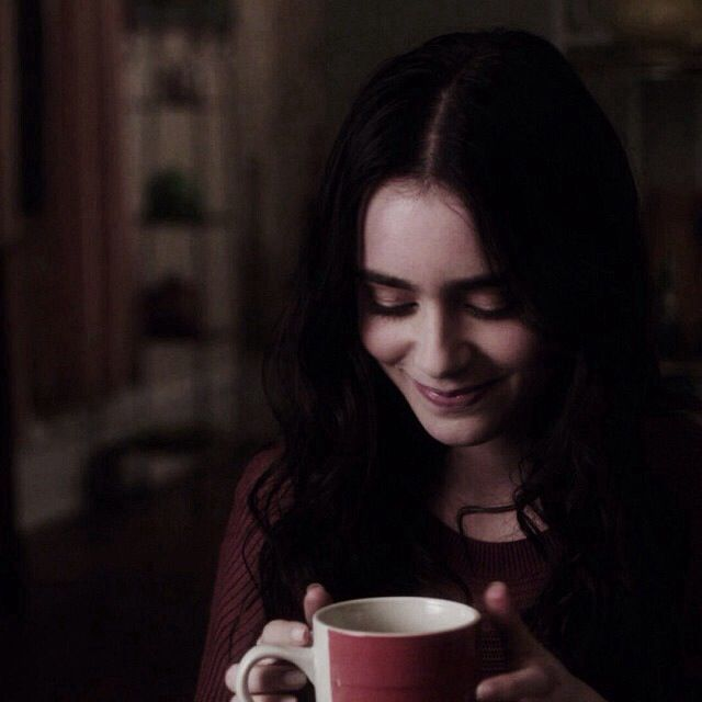 Stuck in Love, that look when she agrees to a date <3