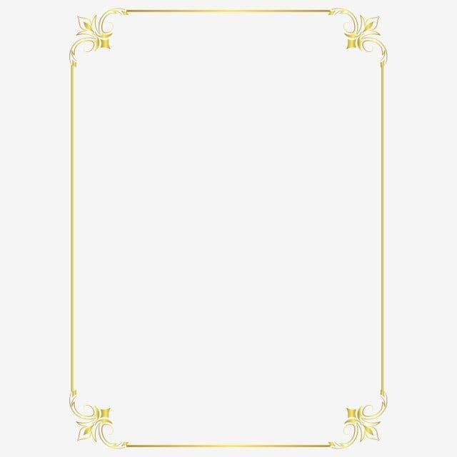 ناقلات نمط الذهب الإطار ذهبي إطار ذهبي نمط الذهب Png وملف Psd للتحميل مجانا Frame Gold Pattern Gold Frame