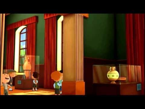 Le Petit Nicolas - le muséee de peintures  (23)