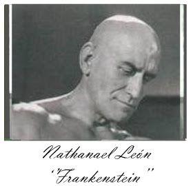 Sólo Cine: León, Nathanael ''Frankenstein''