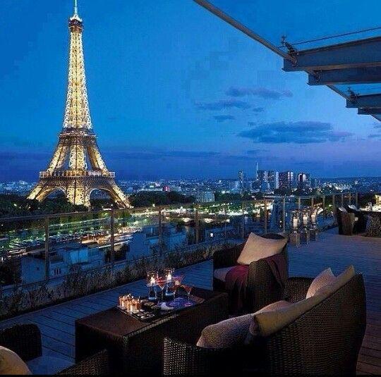 Paris... definitely on the list.