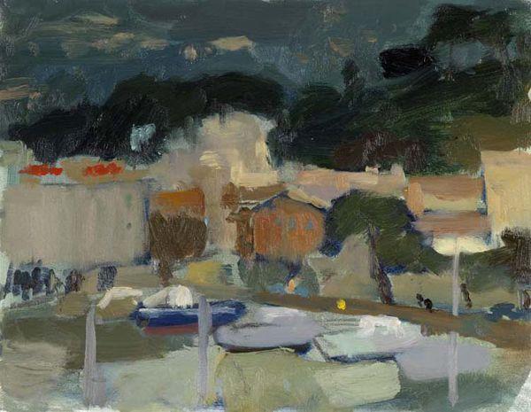 Annabel Gault Harbour, Cassis IV