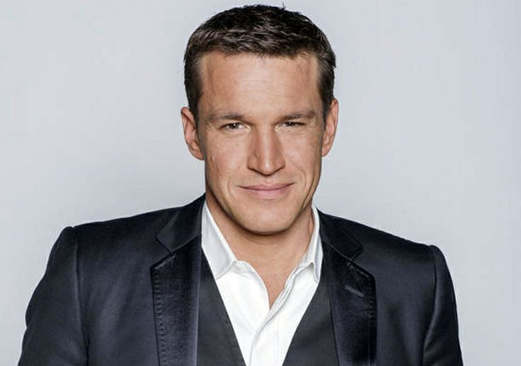 Benjamin Castaldi - French Presentator TV.