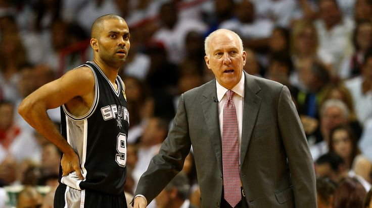 How the Spurs put together the best offensive half in NBA Finals history