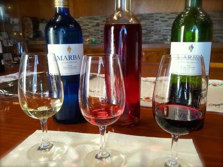 Durch die charmante Weine des neuen Weingut MARBA, von der Ursprungsbezeichnung Tacoronte-Acentejo im Norden Teneriffas