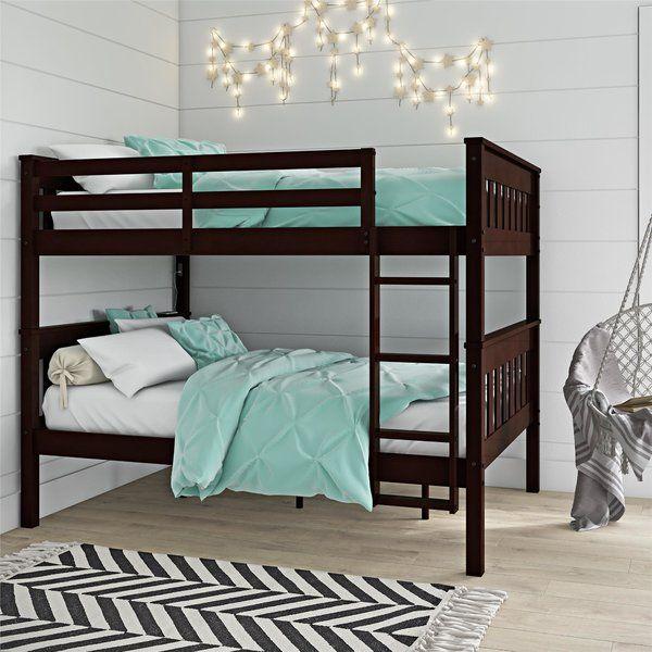 Almedacheatham Full Over Full Bunk Bed Bunk Beds Full Bunk Beds