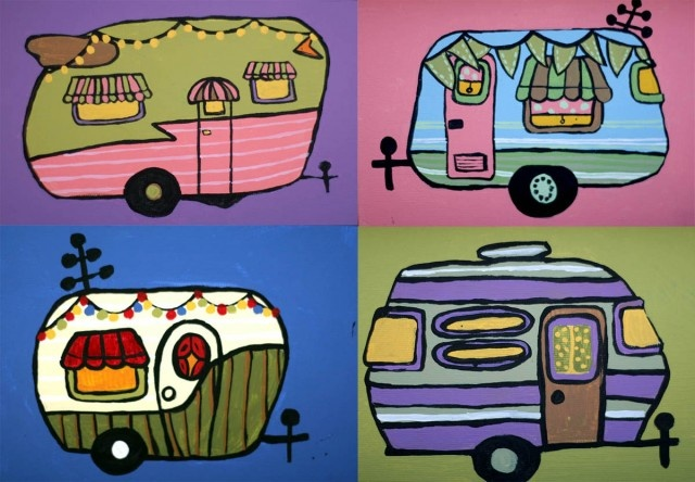 ~ dream campers ~