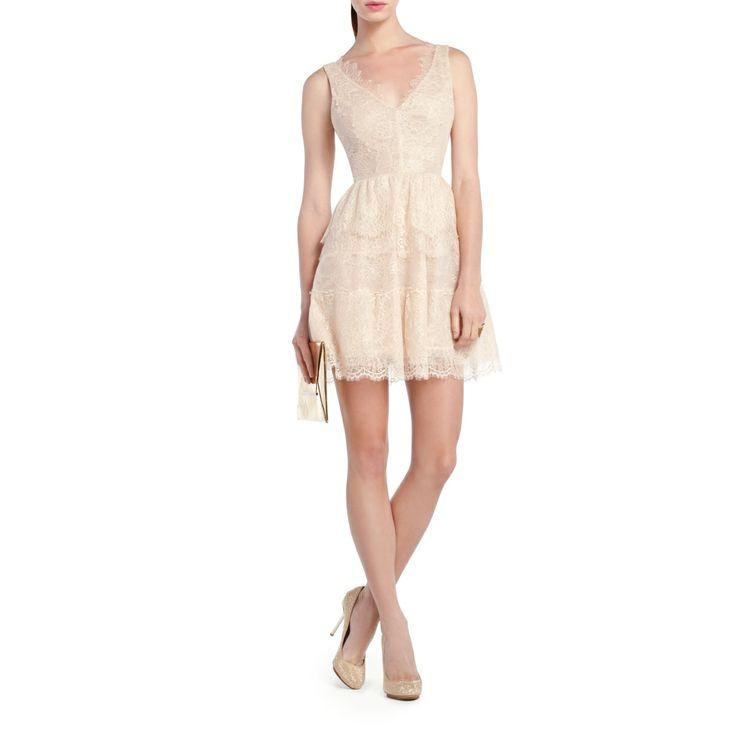 Arlena Knit Cocktail Dress