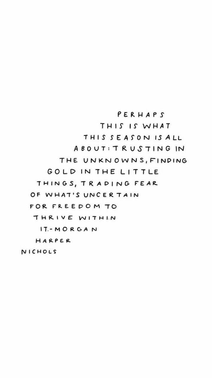 Morgan Harper Nichols Quotes Mental Health Words Of Wisdom Life