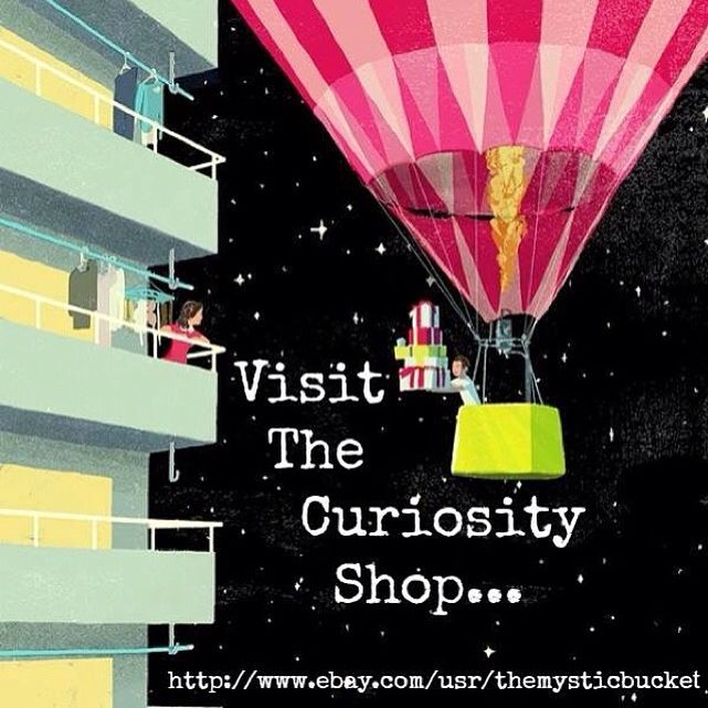 Enter THE CURIOSITY SHOP: http://stores.ebay.com/themysticbucketscuriosityshop #shopping #deals #mens #womens #kids #toys #vintage #rare #jewelry #home #gifts #giftideas #bargains #xmas #cooking #games #unique #crafts #electronics #dvds #shoes #giftsforhim #giftsforher #giftsforkids #gifts4kids #travel #christmas #disney #cool #deals #bargains #savings #forsale #usaseller #smallbusiness #smallseller #ebay