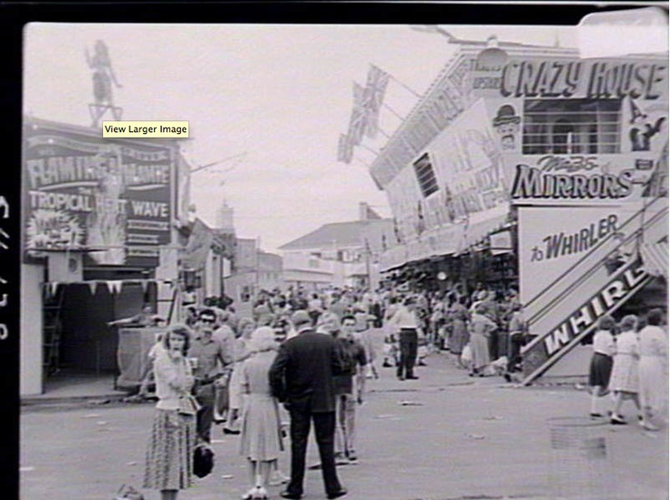 Royal Easter Show in Sydney, 1960.  (Photo shared by the Government Printing Office NSW. v@e.
