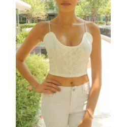 Crop Tops For Women | Wholesale Cheap Halter & Lace Crop Top Online Drop Shipping | TrendsGal.com Page 4
