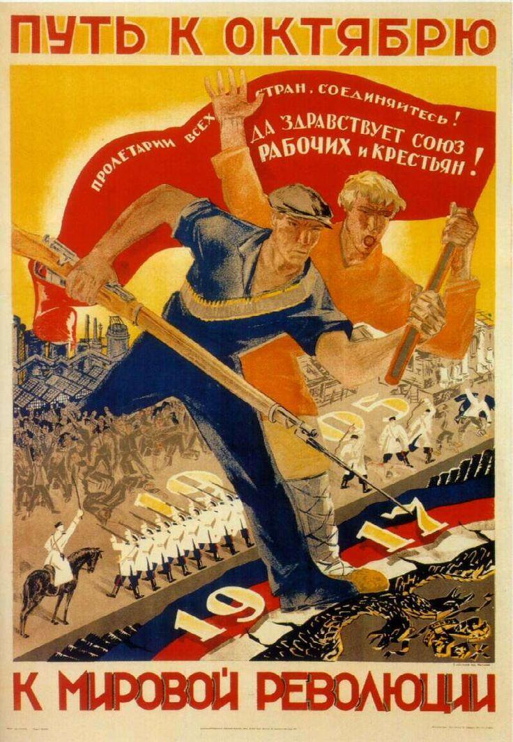 Imagini pentru revolutia rusa 1917