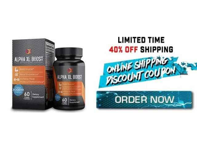 Are you facing the problem of low testosterone level? If yes, then alpha xl boost reviews will surely convey the advantages of Alpha xl boost . It is a power enhancer supplement best for increasing the testosterone level in the male. To get more info visit here: http://www.healthyapplechat.com/alpha-xl-boost-reviews/