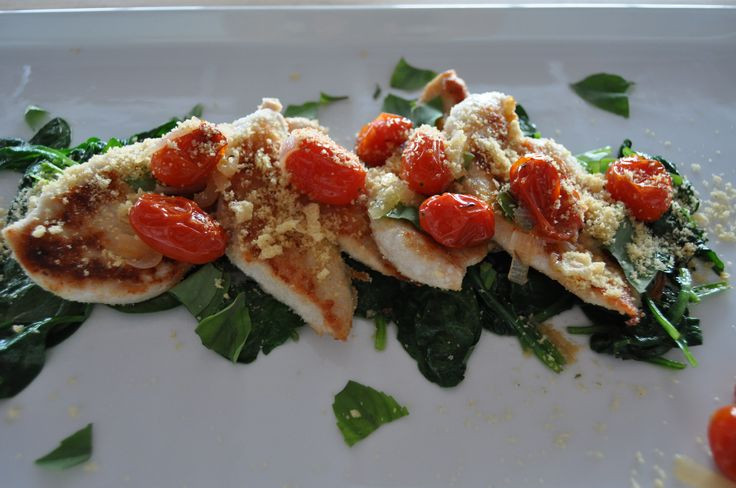 Try our Margherita Chicken Saute Recipe today! Gluten free, simple, healthy, and allergy-friendly. #eatfreely