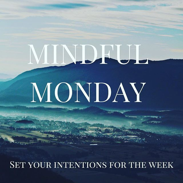 What are your intentions for this week? . . . . . Mine include  remaining balanced  getting focused  disconnecting from technology  talking to at least 1 person about my business a day  getting my newsletter prepped  sent &  prepping for my big presentation on March 24. . . . . Why am I sharing this with you? Because I find that the more I make goals & put them in writing the more likely I am to achieve them. My first goal for March 2018 was to get 1000 followers by April 1st. I achieved…
