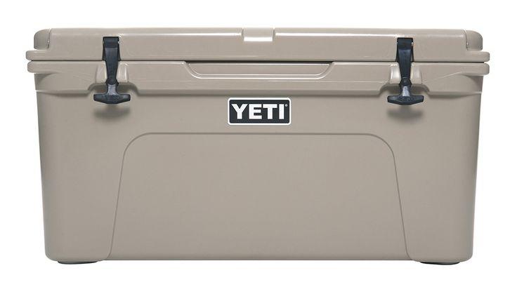 Yeti Tundra 65 Cooler - White, Tan or Blue - FREE BASKET