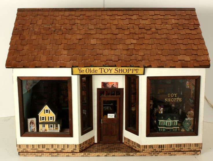 Ye Olde Toy Shoppe Opens Up Tons of Toys 3 Little Girl Dolls by Bonnie Justice #Tudor