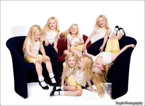 Uk Has The Only Set Of Identical Septuplets Oh Baby