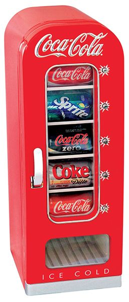 Small beverage vending machine for your home