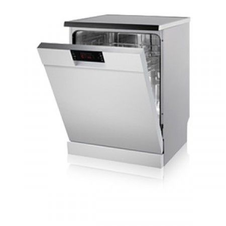 Samsung - 13 Place Setting Freestanding Dishwasher, Stainless Steel | Dishwashers | Dishwashers & Sinks - Buy Factory 2nd and New Appliances and White Goods Online at 2nds World  $479 ($698.13 with delivery)