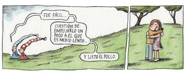 Liniers - Macanudo