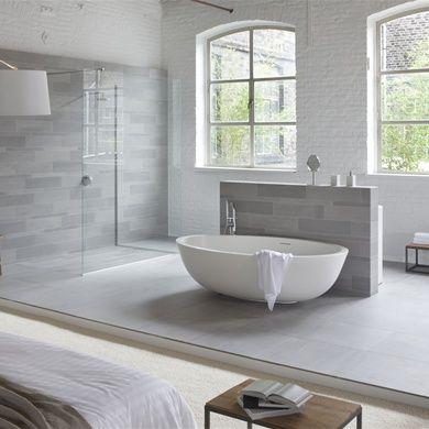 Modern bathroom inspiration bycocoon.com | grey colors | minimalist bathroom design products | inox stainless steel bathroom taps & fittings | renovations | interior design | villa design | hotel design | Dutch Designer Brand COCOON