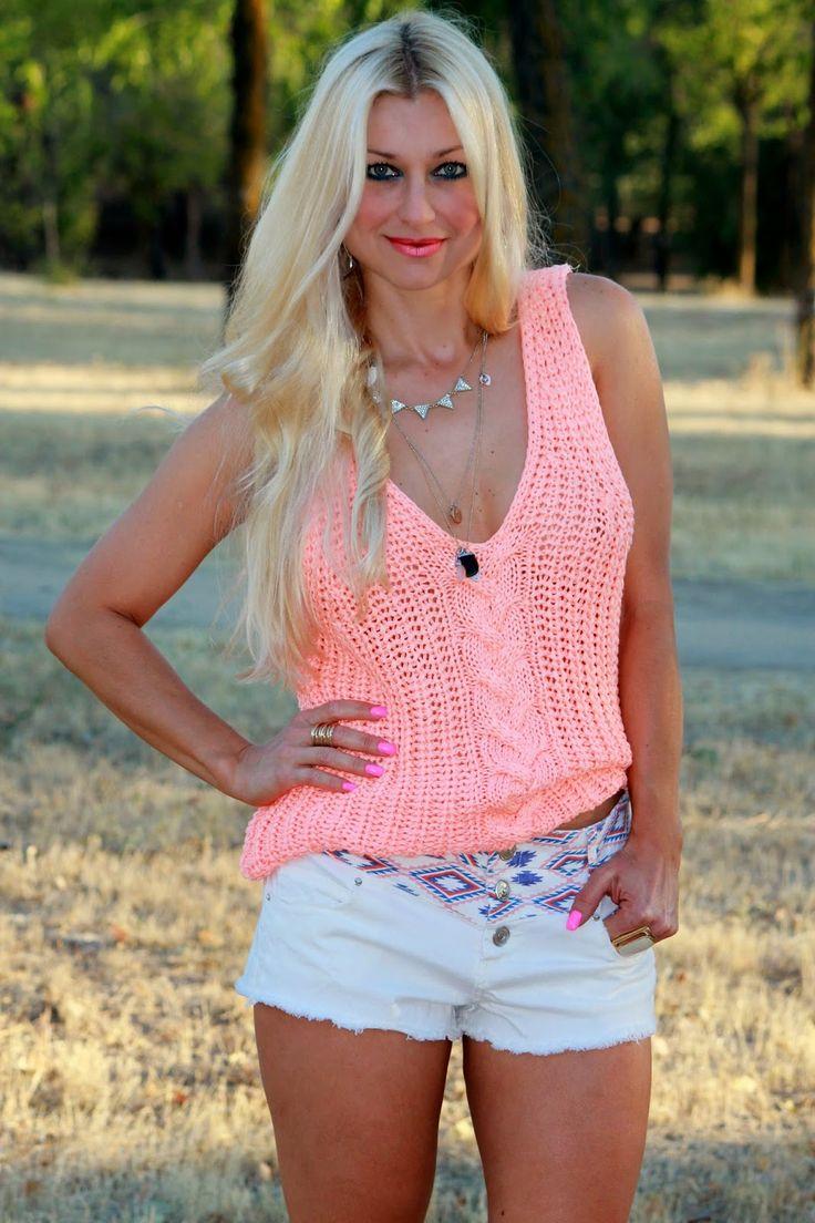 Miriam In Vogue: Look De Verano/ Summer Look