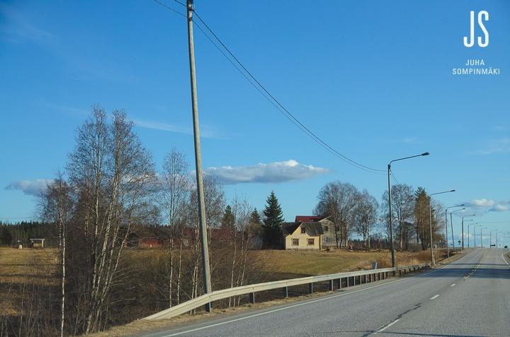 Fairly typical Finnish landscape scenery #Finland #Scandinavia