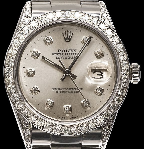 New Rolex Watches for Women | Rolex Luxury watch for Women with Full Crystal