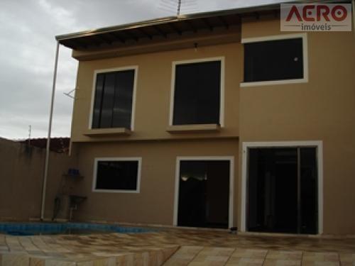 Aero Imóveis - Casa para Venda em Bauru