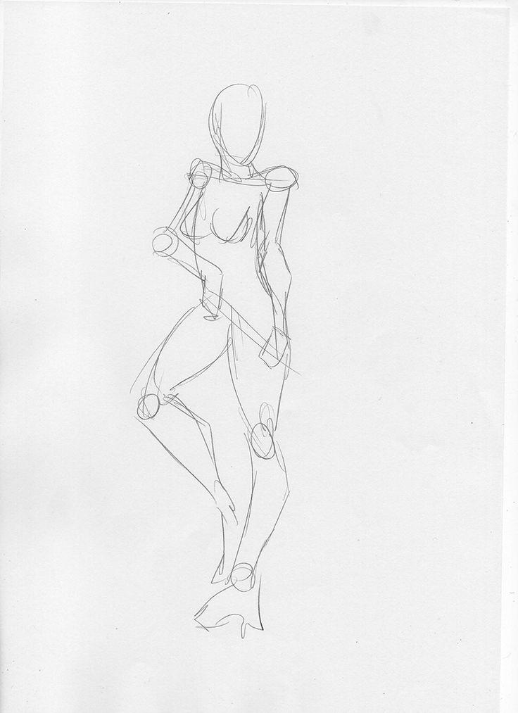 60 second sketch