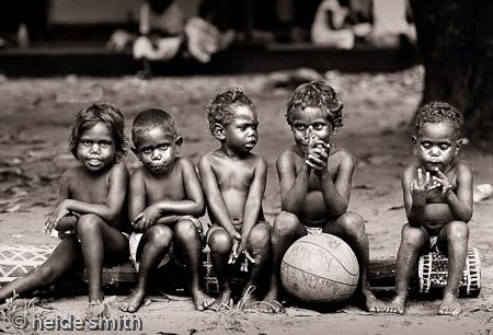Black Australians. Photographs by Heide Smith